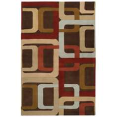Surya Rugs Forum FM-7106 Area Rug