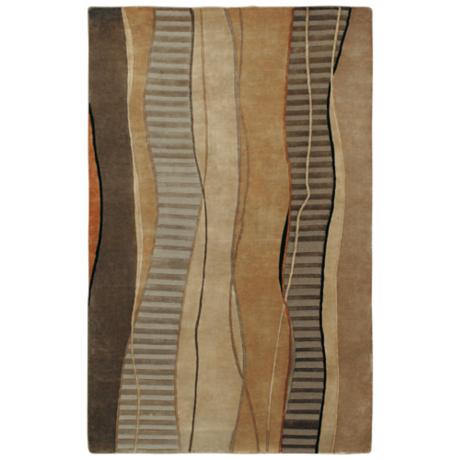 Surya Rugs Mugal IN-8020 Area Rug