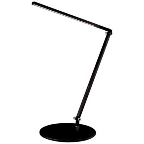 Koncept Gen 3 Z-Bar Solo Mini Daylight LED Black Desk Lamp