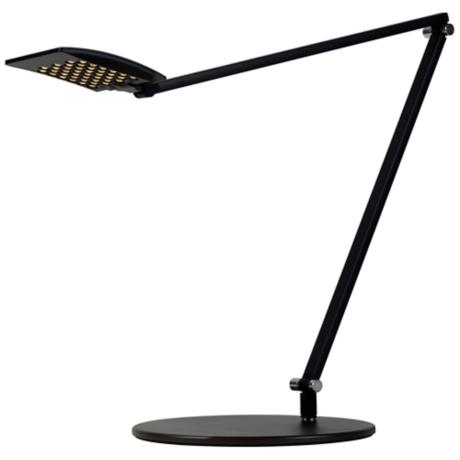 Koncept Gen 3 Mosso Warm Light LED Desk Lamp Black