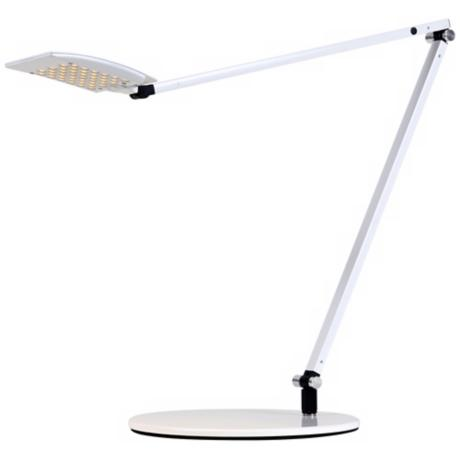 Koncept Gen 3 Mosso Warm Light LED Desk Lamp White