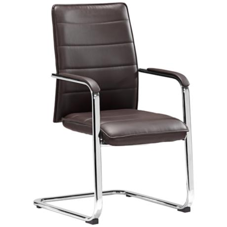Zuo Enterprise Collection Espresso Conference Chair