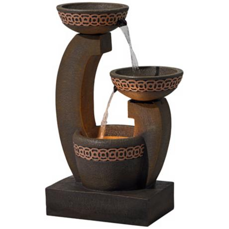 Veneto Two-Tier Indoor/Outdoor Fountain
