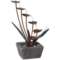 Natural Cascade Indoor/Outdoor Fountain