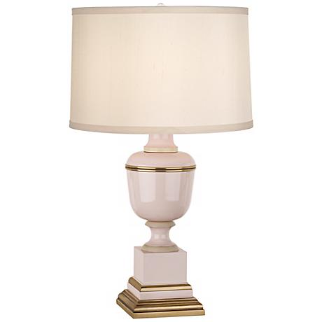 Mary McDonald Annika Blush and Cloud Cream Accent Lamp
