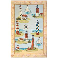 Momeni Coastal CC-02 Multi Area Rug