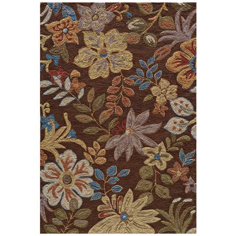 Momeni Summit SUM-4 Brown Area Rug