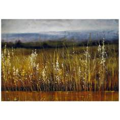 "Waters Edge 40"" Wide Giclee Wall Art"