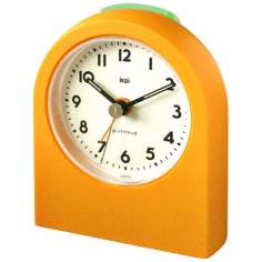 Pick-Me-Up Orange Alarm Clock