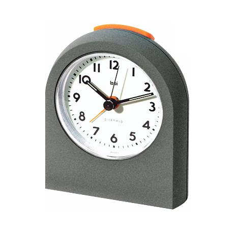 Pick-Me-Up Gunmetal Alarm Clock