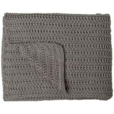 Chesterfield Dove Grey Tone Decorative Throw Blanket