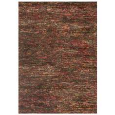 Loloi Clyde CL-01 Dark Brown-Multi Area Rug