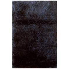Dana DA-04 Black Area Rug