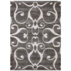 Loloi Encore EN-07 Smoke Area Rug