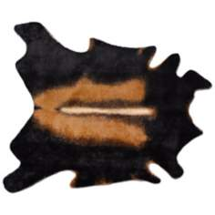 "Arizona GC-02 Black-Spice 6'2""x8' Area Rug"