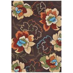 Loloi Sunshine SS-01 Brown Area Rug