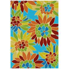 Loloi Sunshine SS-07 Aquarius Area Rug
