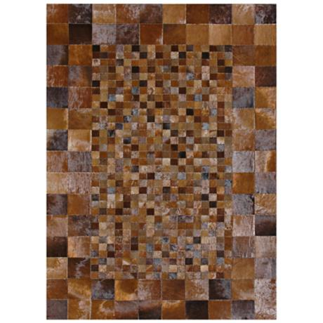 Laramie TH-01 Saddle Area Rug