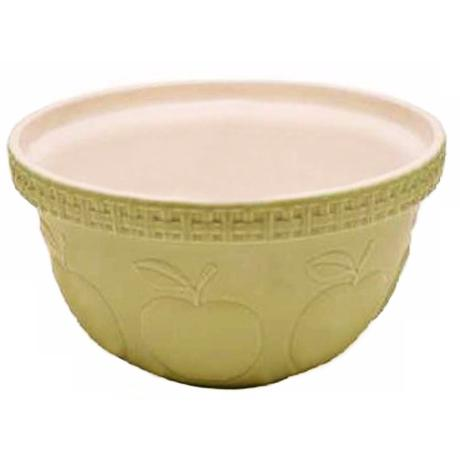 Apple Fruit 5 1/4 Quart Mason Cash Mixing Bowl