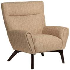 Samantha Woven Threaded Armchair