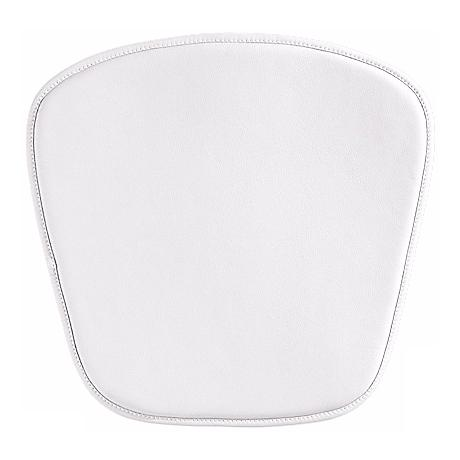 Zuo Modern Wire/Mesh White Seat Cushion