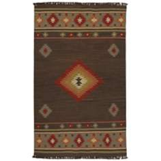 Surya Jewel Tone JT-1035 Brown Area Rug