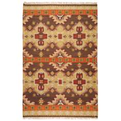 Surya Jewel II Tone JTII-2035 Brown Area Rug