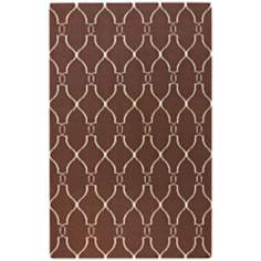 Surya Fallon FAL-1000 Brown Area Rug