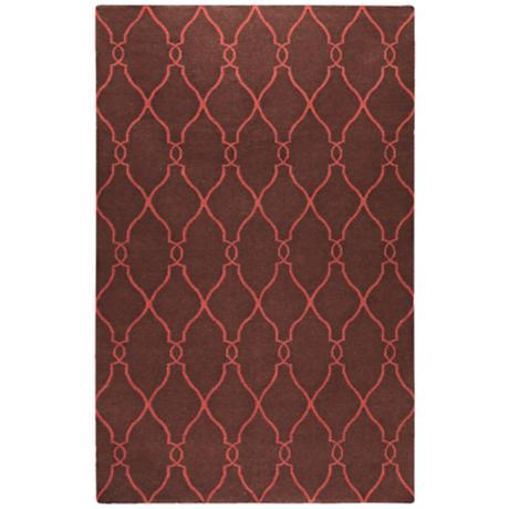 Surya Fallon FAL-1010 Brown Area Rug
