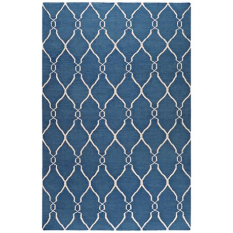 Surya Fallon FAL-1011 Blue Area Rug
