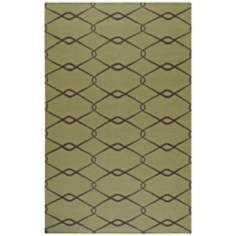Surya Fallon FAL-1014 Lime Green Area Rug