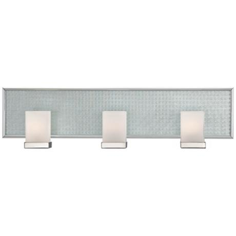 "Quoizel Vetreo Infinity 24 1/2"" Wide Bathroom Light Fixture"