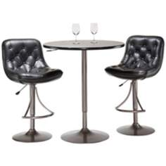 Hillsdale Aspen 3-Piece Bistro Set or Pub Set