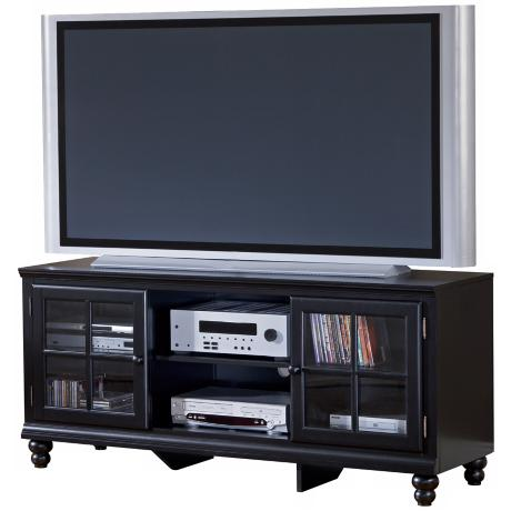 "Hillsdale Grand Bay 61"" Wide Wood Entertainment Console"