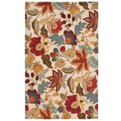 Safavieh Blossom BLM863B Collection Area Rug