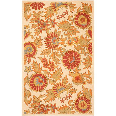 Safavieh Blossom BLM912B Collection Area Rug