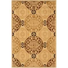 Safavieh Capri CPR353B Collection Area Rug