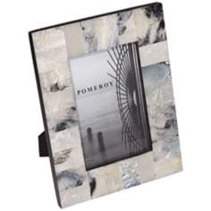 Tempest Graphite Pearl 4x6 Photo Frame