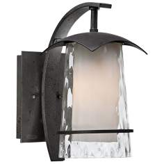 "Mayfair 12"" High Quoizel Outdoor Wall Sconce"