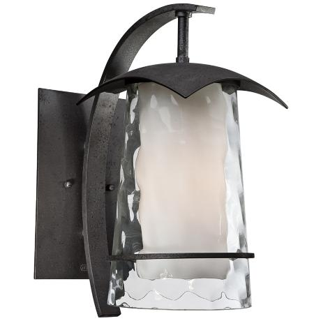 "Mayfair 15"" High Quoizel Outdoor Wall Sconce"
