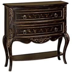 Timeless Classics Hand-Painted Hall Chest