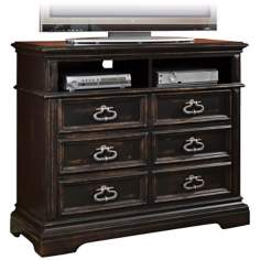 Brookfield Wood Media Chest