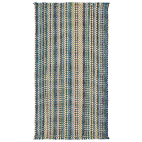 Outer Banks Caribbean Collection Area Rug