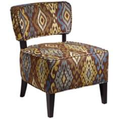 Adana Falls Cypress Allesandra Armless Club Chair