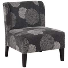 Kelly Mum Armless Club Chair