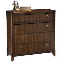 Paris Mahogany Collection 4-Drawer Chest