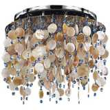 "Seaside Dreams 17 1/2"" Wide Ceiling Light"