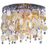 "Seaside Dreams 9"" High Wall Sconce"