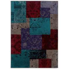 Oriental Weavers Revival 441X Multi Area Rug