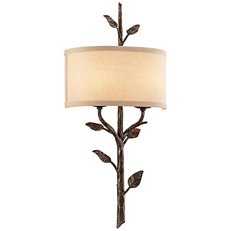 "Almont 12 1/4"" Wide Cottage Bronze Wall Sconce"
